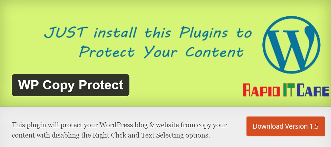 WP Copy Protect (3)