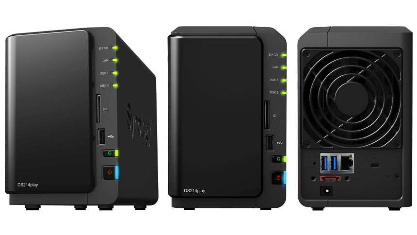 synology214play