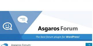 在 WordPress 中架設論壇最方便的選擇:Asgaros Forum