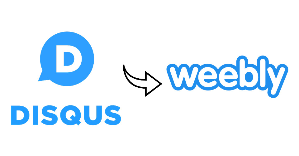 disqus-to-weebly