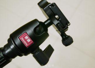 從小相機一路撐到大單眼,輕薄短小又不傷荷包的旅遊好夥伴:便攜NB-198反折腳架