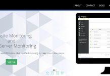免費的伺服器和網站監控工具:Pinguzo