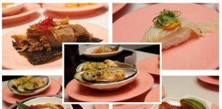 新北市●美食 美味壽司新體驗,爭鮮也能吃到淡菜啦~爭鮮迴轉壽司永和中正店